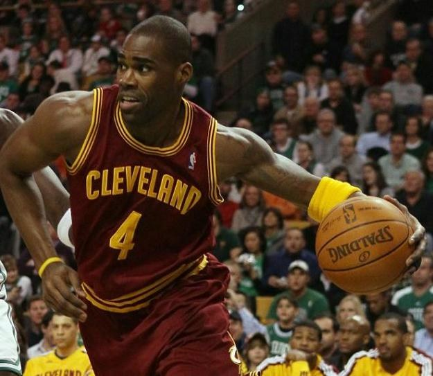 Antawn Jamison, koszykarz Cleveland Cavaliers /AFP