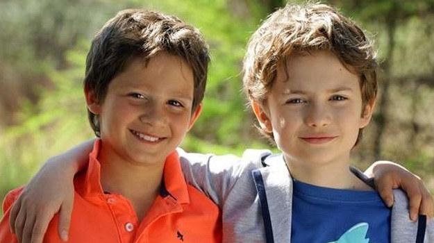 Antek (Jakub Jankiewicz) i Mateusz (Krystian Domagała) stali się ostatnio nierozłączni. /MTL Maxfilm