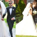 Antek Królikowski i Joanna Opozda w ostatnim tańcu. Kolejne szczegóły wesela