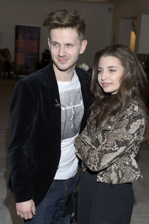 Antek Królikowski i Julia Wieniawa /Kurnikowski /AKPA