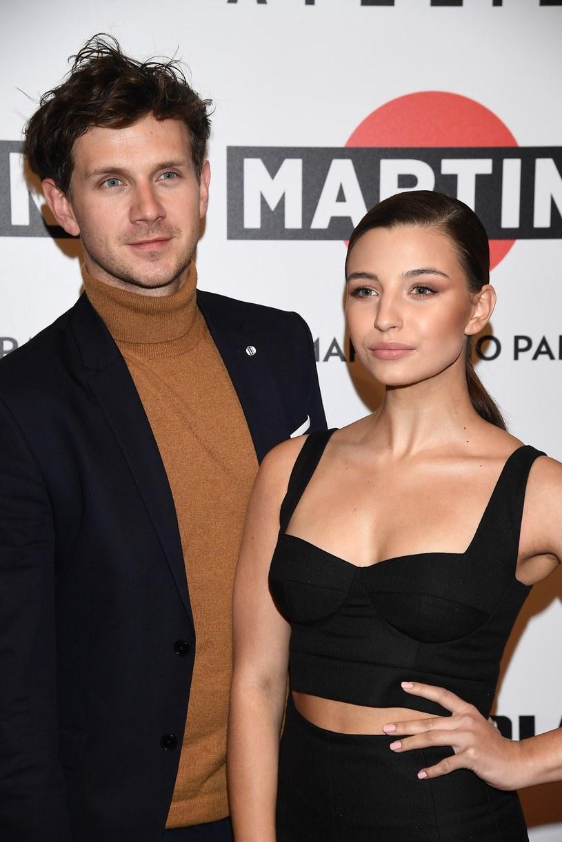Antek Królikowski i Julia Wieniawa /Mateusz Jagielski /East News
