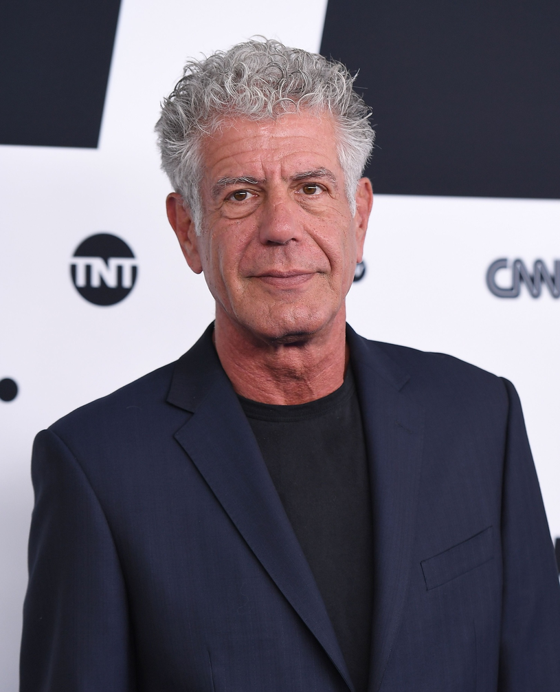 Anthony Bourdain /East News