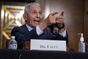 Anthony Fauci: Nowy lek działa, ale nie zastąpi szczepień