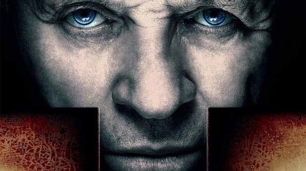 """Anthony Hopkins na plakacie filmu """"Rytuał"""" /materiały dystrybutora"""