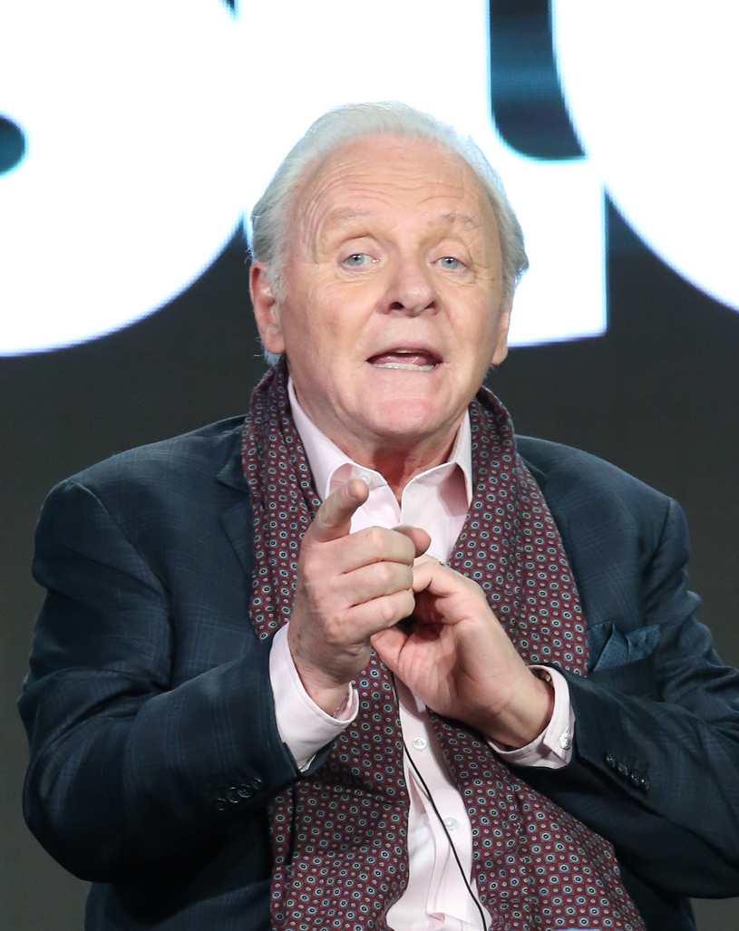 Anthony Hopkins /Frederick M. Brown /Getty Images