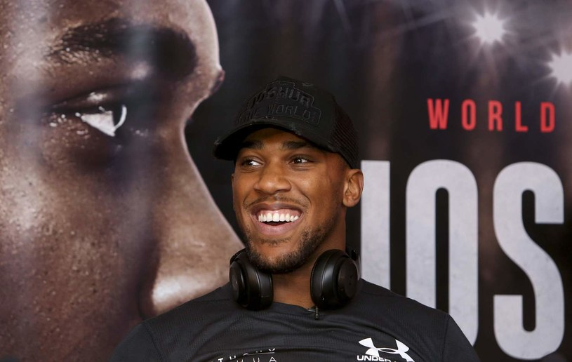 Anthony Joshua jest mistrzem świata wagi ciężkiej dwóch federacji /AFP