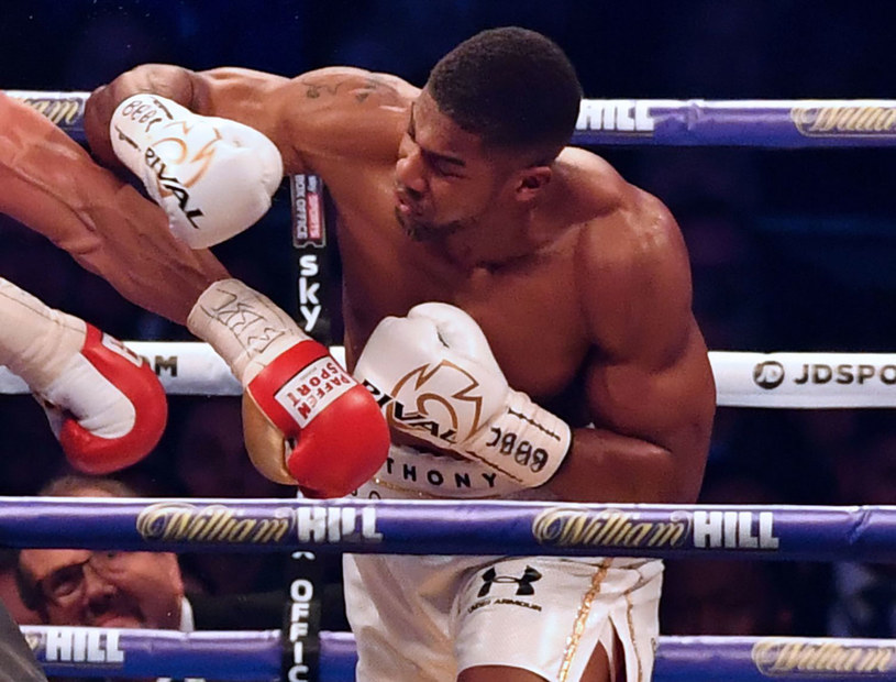 Anthony Joshua /AFP