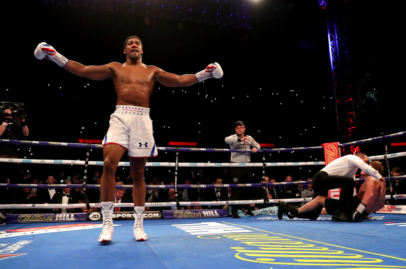 Anthony Joshua /Getty Images