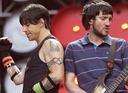 Anthony Kiedis i John Frusciante - ich drogi znów się rozchodzą (fot. Gareth Cattermole) /Getty Images/Flash Press Media