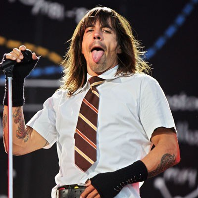 Anthony Kiedis (Red Hot Chili Peppers) /arch. AFP