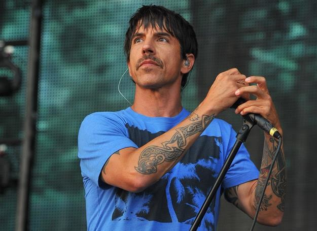 Anthony Kiedis (RHCP) szykuje się na duet z Bruno Marsem - fot. Theo Wargo /Getty Images/Flash Press Media