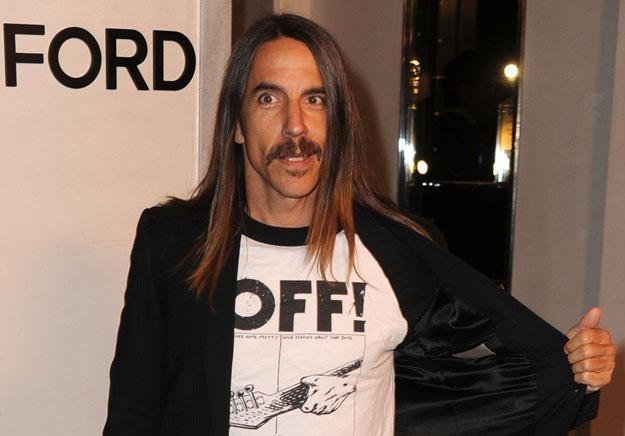Anthony Kiedis: Tata zamiast cukierków dawał mu narkotyki fot. Frazer Harrison /Getty Images/Flash Press Media