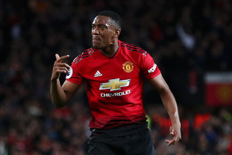 Anthony Martial z Manchesteru United /Clive Brunskill /Getty Images