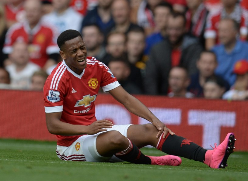 Anthony Martial /AFP