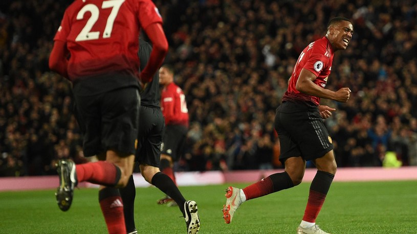 Anthony Martial /Getty Images