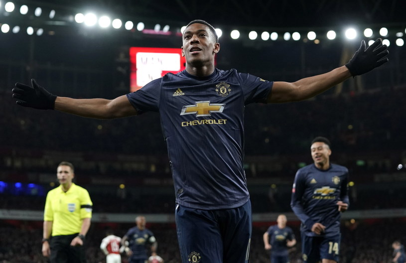 Anthony Martial /PAP/EPA
