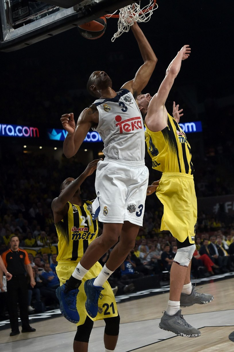 Anthony Randolph (nr 3) /AFP