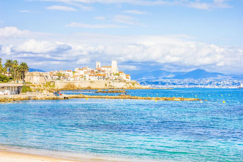 Antibes, południe Francji. Piękne miejsce zarezerwowane wyłącznie dla króla? /123RF/PICSEL