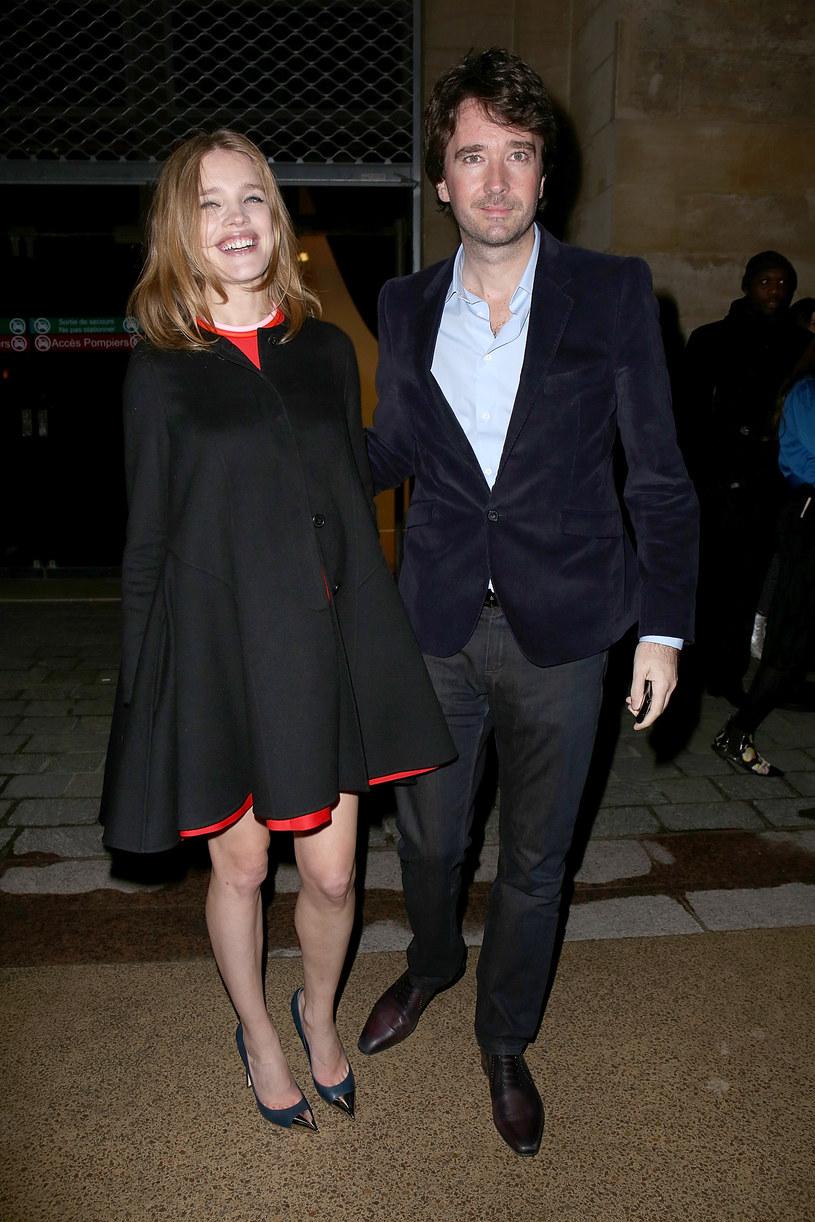 Antoine Arnauld i Natalia Vodianova /Pascal Le Segretain /Getty Images