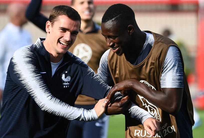 Antoine Griezmann poprowadzi Francuzów do mistrzostwa świata? /AFP