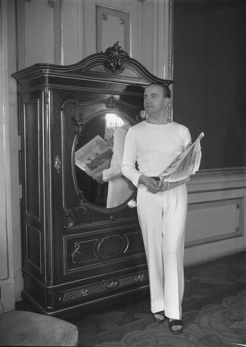 Antoine w Krakowie w lipcu 1937 r /Styl.pl/materiały prasowe