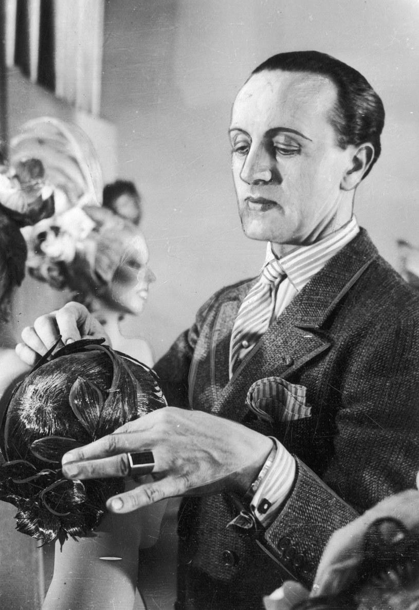 Antoine w swojej pracowni w 1934 r /Styl.pl/materiały prasowe