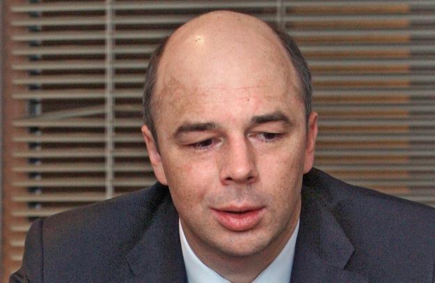 Anton Siłuanow, minister finansów Rosji /AFP