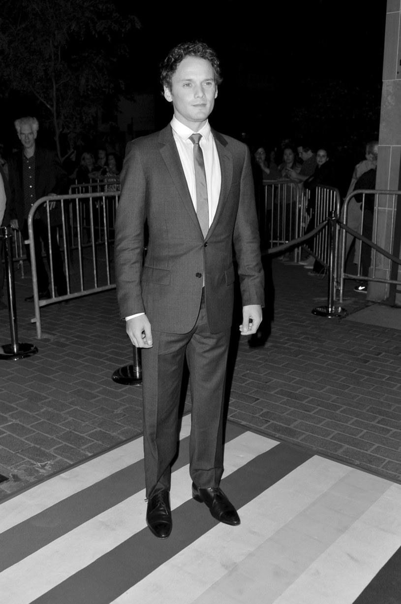 Anton Yelchin został przygnieciony przez samochód /Alberto E. Rodriguez /Getty Images