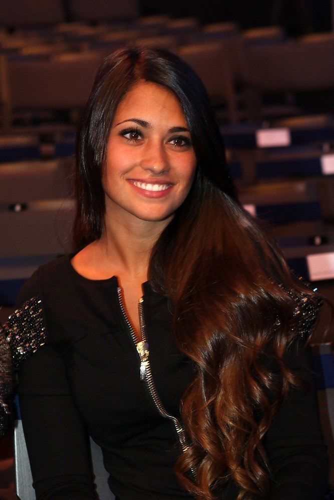 Antonella Roccuzzo /imago sportfotodienst /East News