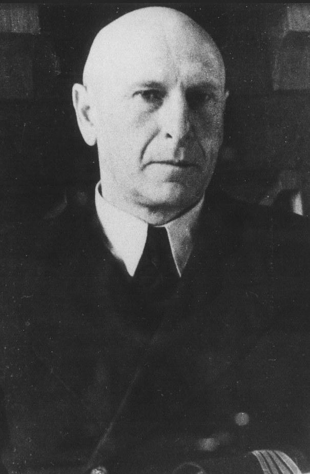 Antoni Garnuszewski (zdjęcie z archiwum Akademii Morskiej w Gdyni) /INTERIA.PL