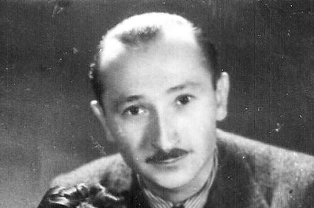 """Antoni Heda """"Szary"""", jesień 1945 roku (zbiory Teresy Hedy-Snopkiewicz) /materiały prasowe"""