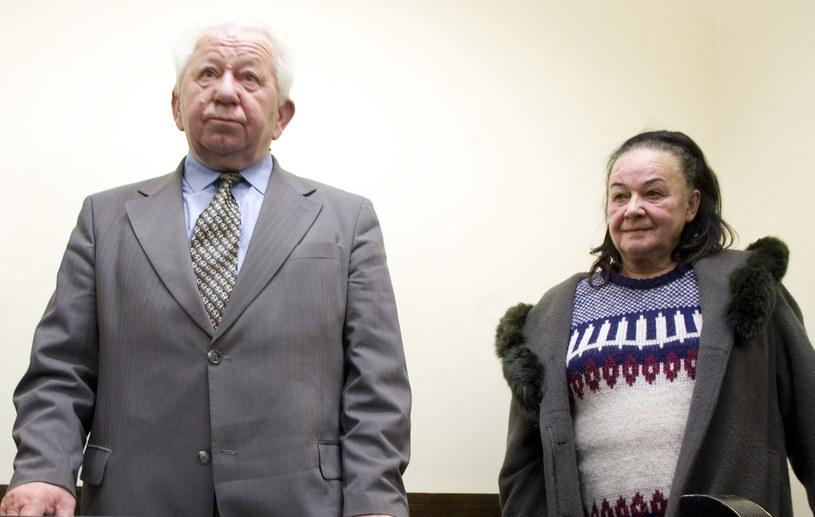 Antoni i Hanna Gucwińscy, fot. Wojtek Wilczynski /Agencja FORUM