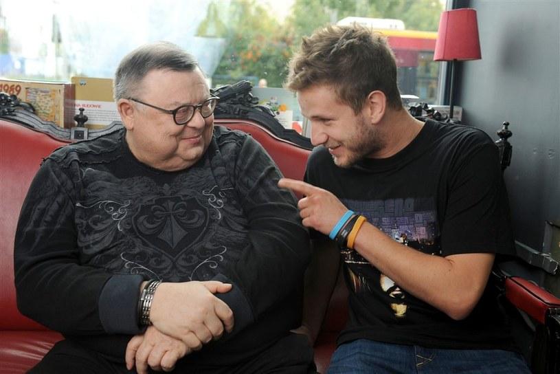 Antoni Królikowski i Wojciech Mann /Agencja W. Impact