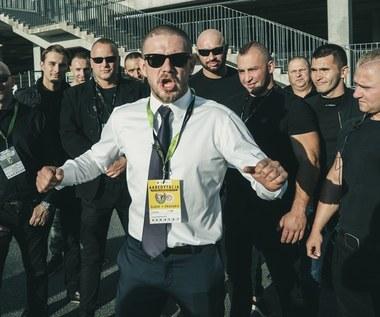Antoni Królikowski wdał się w bójkę z zawodnikiem MMA