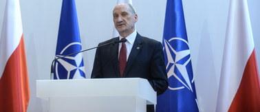 Antoni Macierewicz: Prowokowanie fali emigracji ma destabilizować kontynent europejski