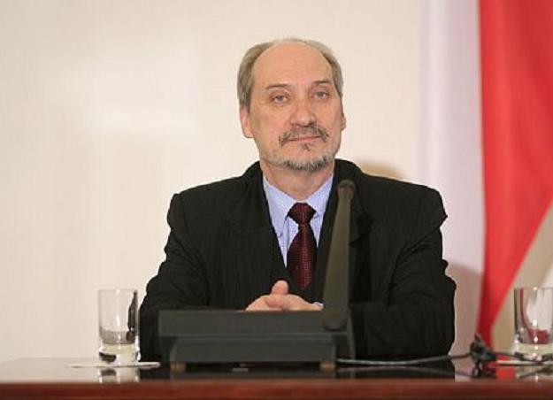 Antoni Macierewicz zarzucał Jerzemu Millerowi działanie na szkodę państwa, fot. M. Nabrdalik /Agencja SE/East News