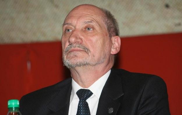 Antoni Macierewicz (zdj. arch.) /Archiwum RMF FM