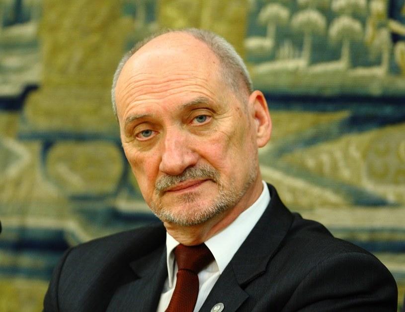 Antoni Macierewicz /Stanisław Kawalczuk /East News