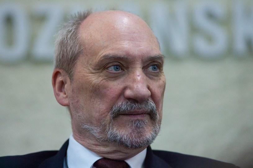 Antoni Macierewicz /Paweł Jaskółka /Reporter
