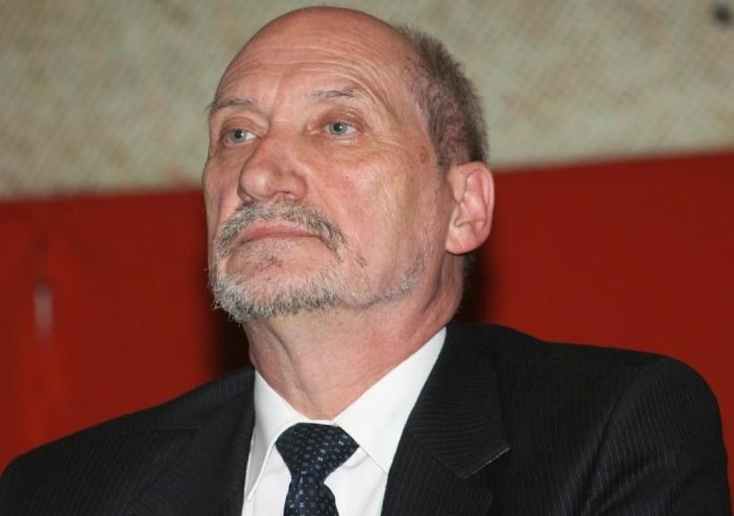 Antoni Macierewicz /Maciej Nycz /RMF24.pl