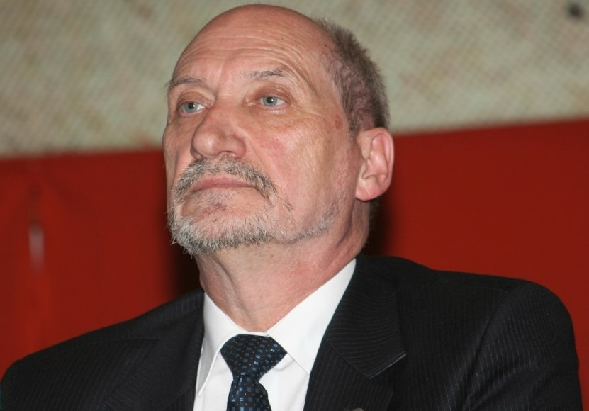 Antoni Macierewicz /Maciej Nycz /Archiwum RMF FM