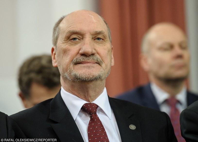 Antoni Macierewicz /Rafal Oleksiewicz /Reporter