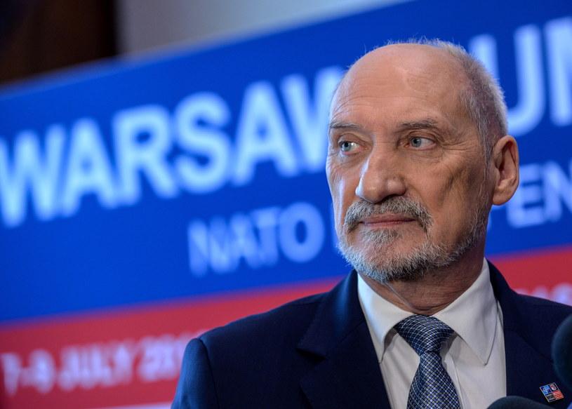 Antoni Macierewicz /Marcin Obara /PAP