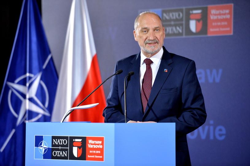 Antoni Macierewicz /Jacek Turczyk /PAP