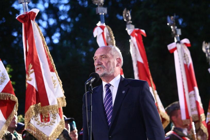 Antoni Macierewicz /Leszek Szymański /PAP