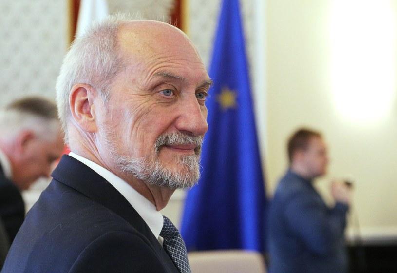 Antoni Macierewicz /Mariusz Grzelak /Reporter