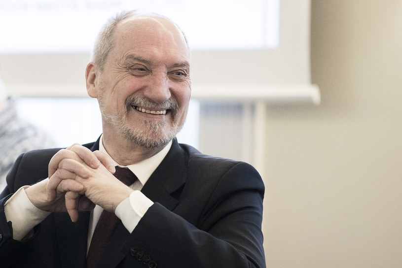 Antoni Macierewicz /Andrzej Iwańczuk /Reporter