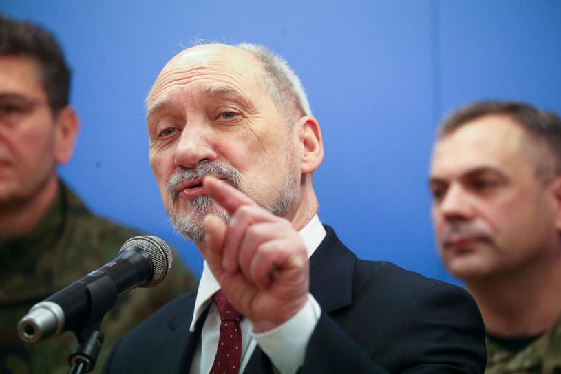 Antoni Macierewicz /ANATOL CHOMICZ / KURIER PORANNY / GAZETA WSPOLCZESNA / POLSKA PRESS /East News