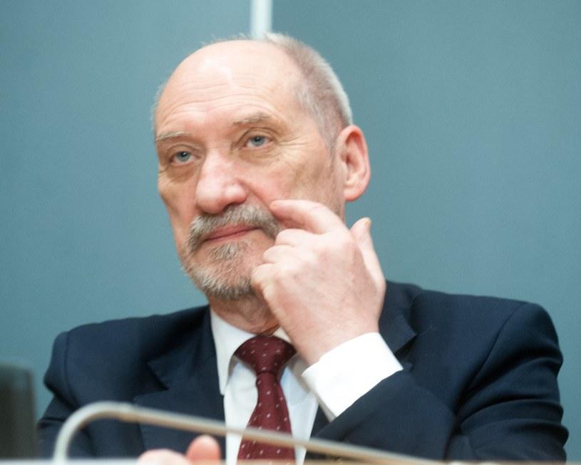 Antoni Macierewicz /Witold Rozbicki /East News
