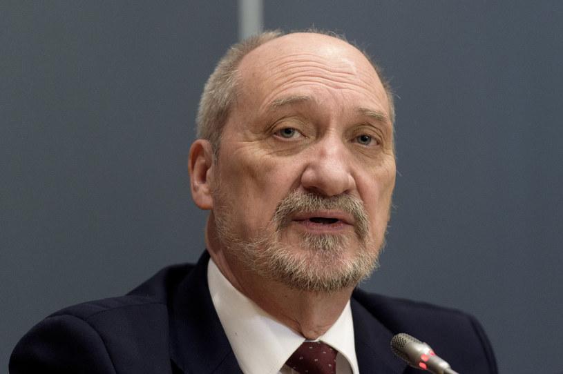 Antoni Macierewicz /Jacek Domiński /Reporter